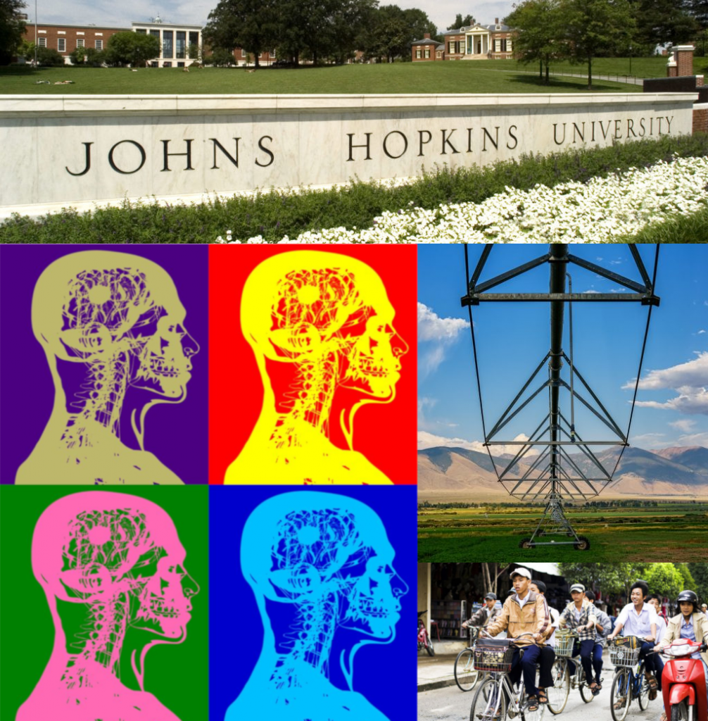 About Jhu Csse